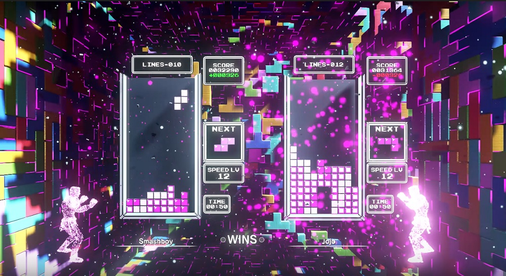 Tetris Effect: Connected is available now on Xbox and PC via Game Pass screenshot