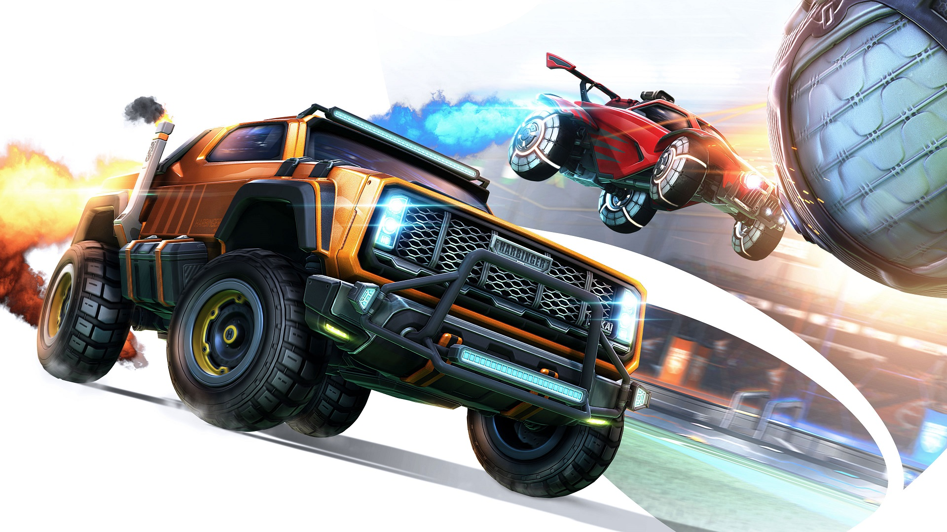 Rocket League's next-gen features are much better on Xbox than PS5