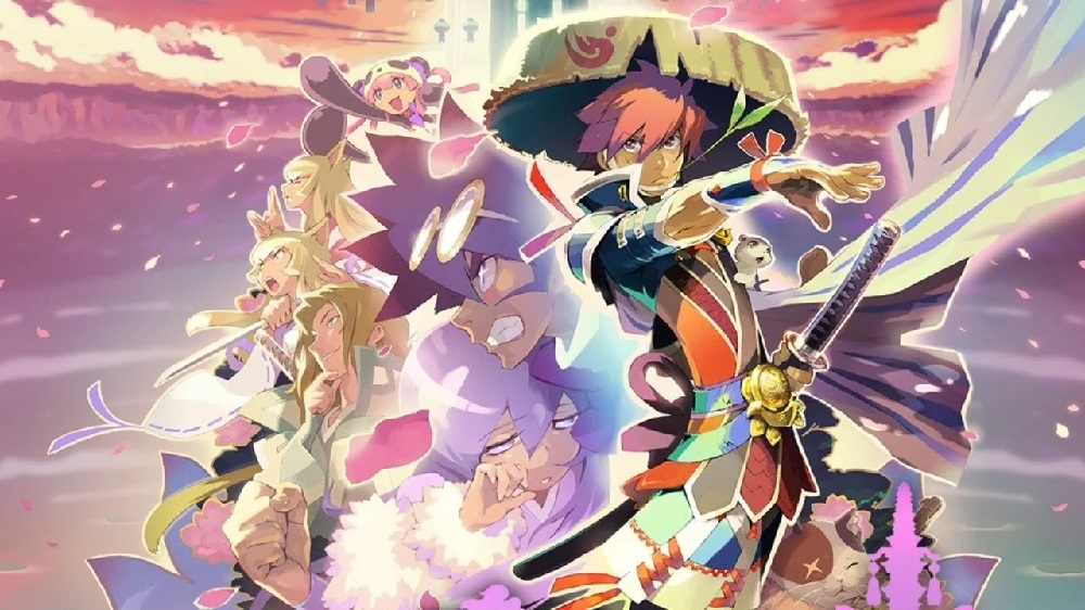 Feel the colorful retro vibe of Shiren the Wanderer: The Tower of Fortune and the Dice of Fate screenshot