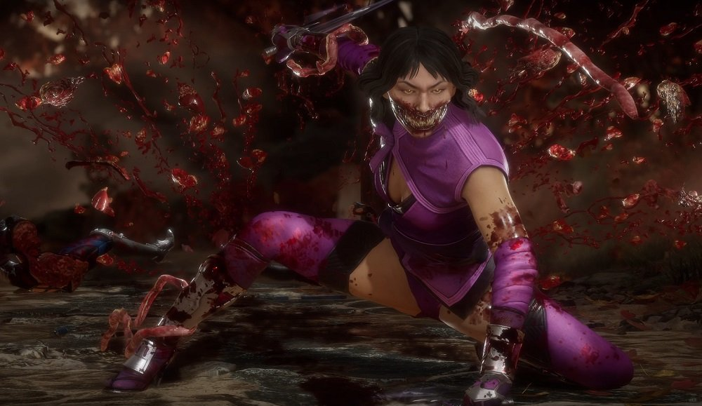 New Mortal Kombat 11 Mileena trailer gives you plenty to sink your teeth into screenshot