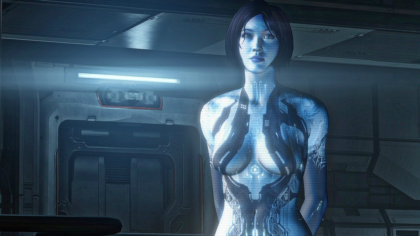 Halo TV show gets the Cortana actress from the games screenshot
