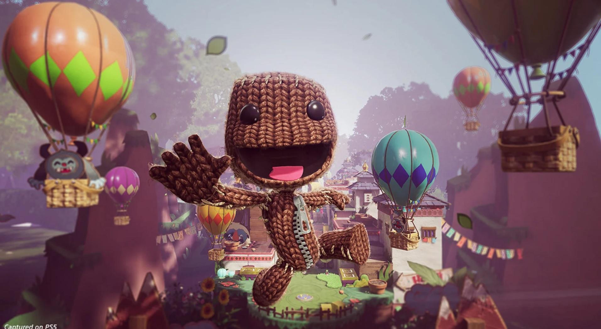 Review: Sackboy: A Big Adventure screenshot