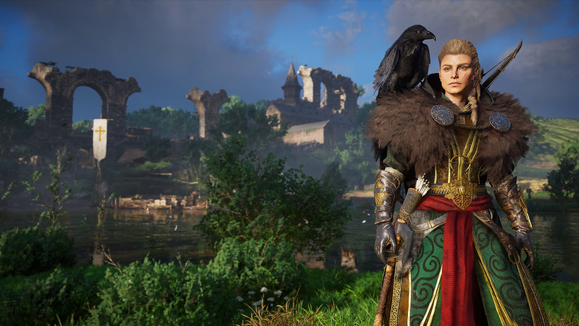 A whole lot of you are playing Assassin's Creed Valhalla screenshot