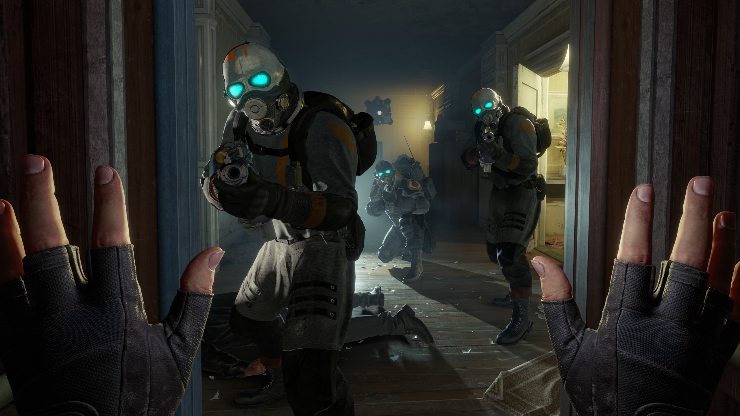 Half-Life: Alyx now has three hours of commentary waiting for you screenshot
