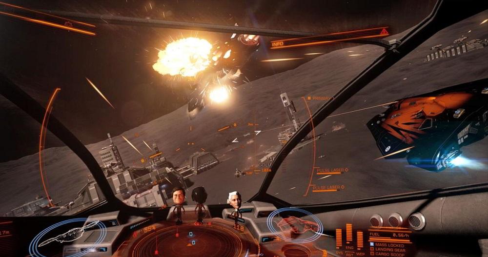 Elite Dangerous will be free next week on Epic Games Store screenshot