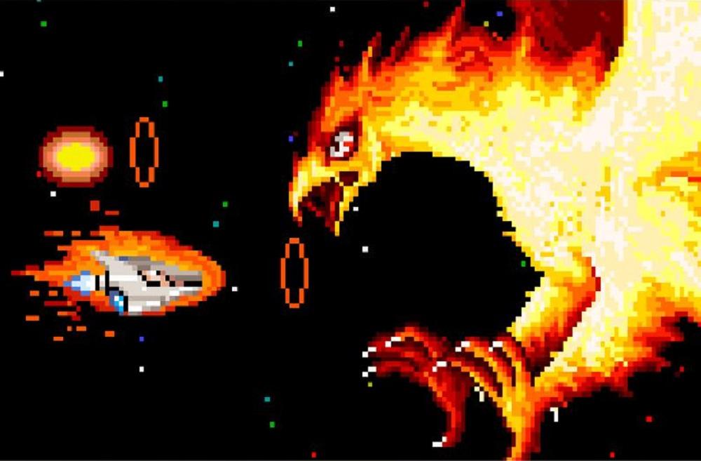 Konami classic Gradius II is this week's Arcade Archives release screenshot