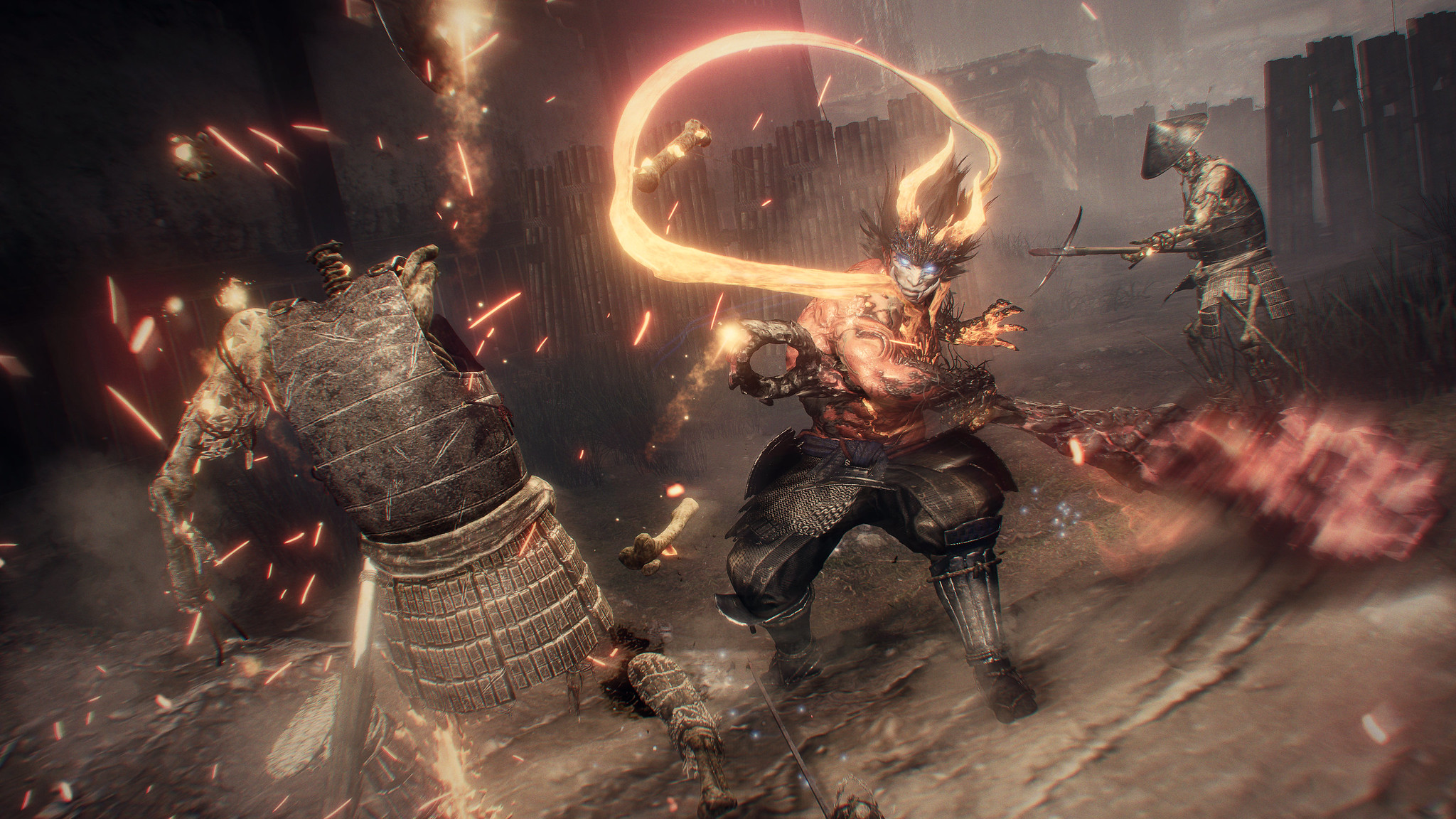 Both Nioh games are coming to PS5 in 2021 in 4K and 120 FPS screenshot