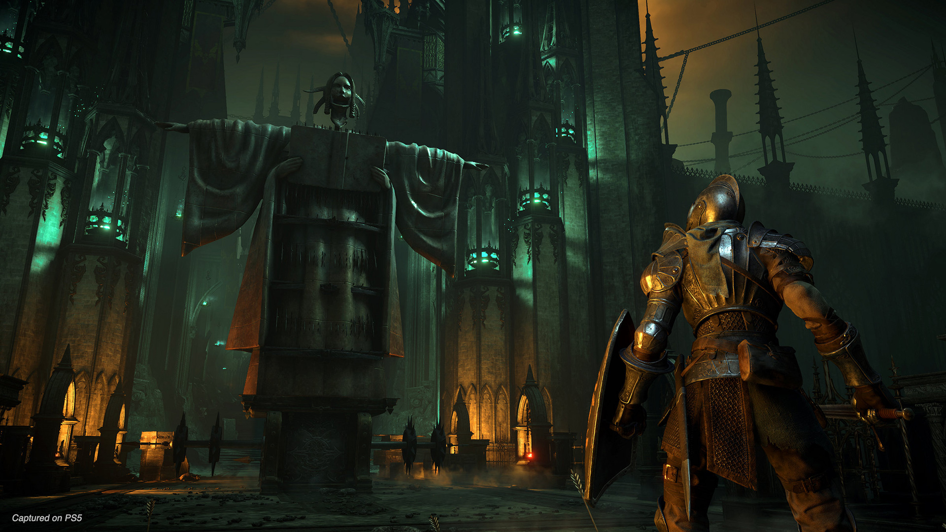 Review in Progress: Demon's Souls screenshot
