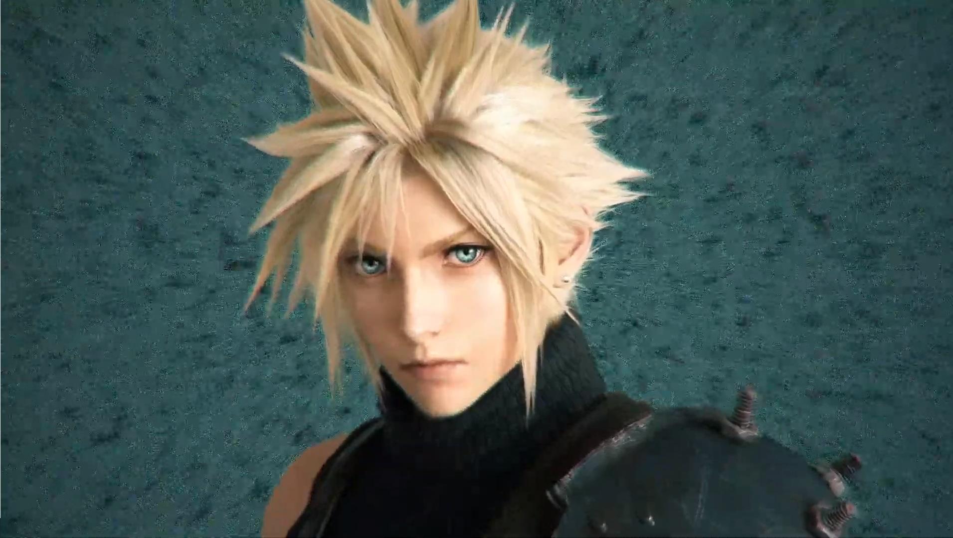 Japan gets a Final Fantasy VII Remake action-stealth escape room-style game screenshot
