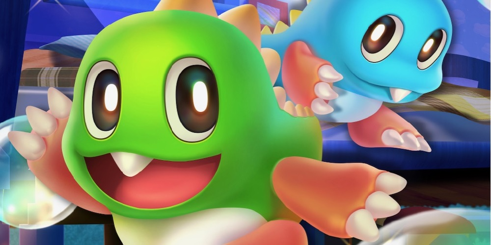 Cblogs of 11/7 to 11/13/2020: Bubble Bobble, PS5 love, and the 8th generation screenshot