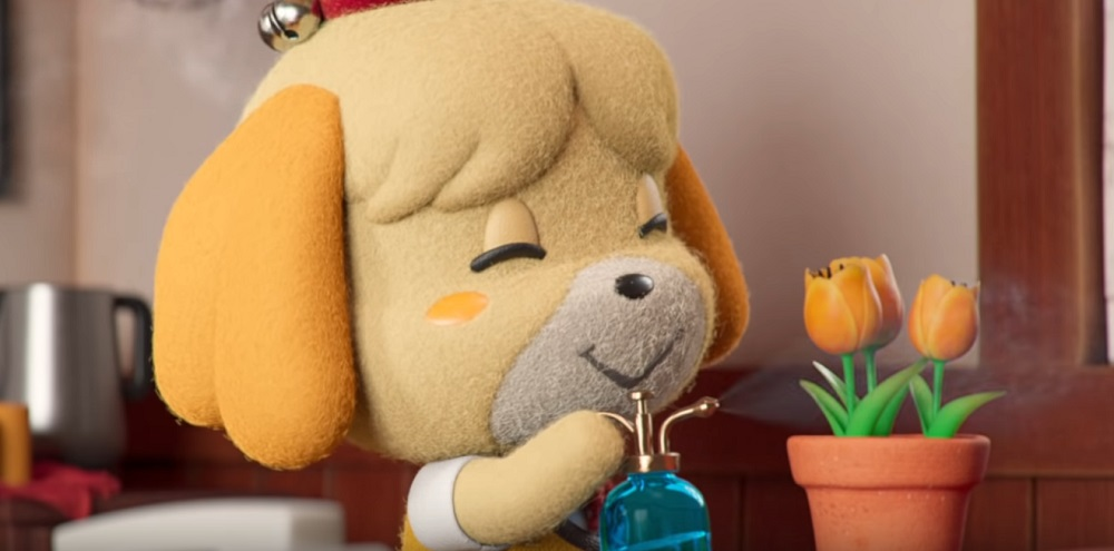 Animal Crossing: New Horizons comes to life in this incredible fan animation screenshot