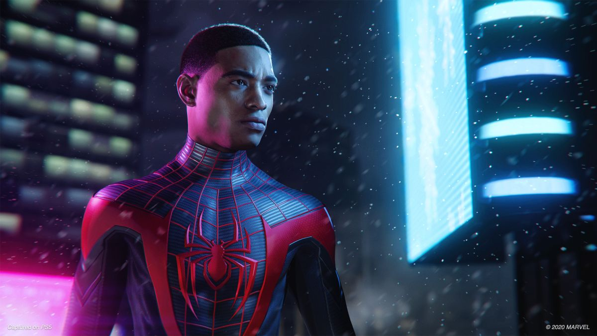 Stephen A Smith explains Miles Morales, Spider-Man, things of that nature screenshot