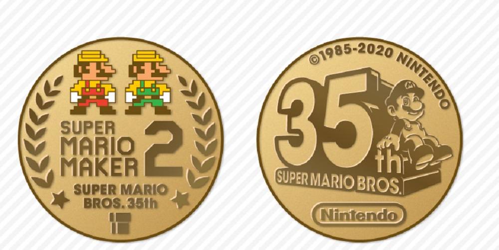 (Update) The race to win this real Mario speedrun coin begins screenshot