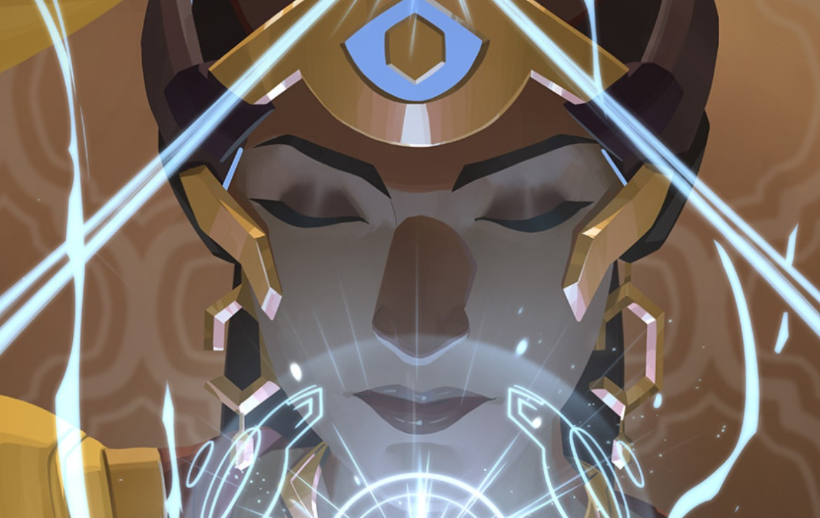 Overwatch's Symmetra just got a new short story to herald an in-game event screenshot