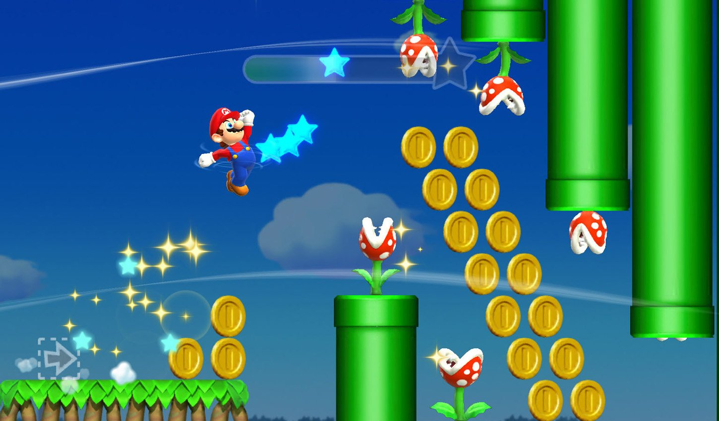 PSA: You can get 300 easy My Nintendo Platinum Points a month with quick daily Super Mario Run sessions screenshot