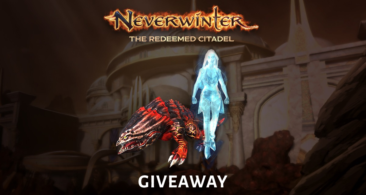 Contest: Win a Neverwinter Pack of the Carmine Bulette set for PC screenshot