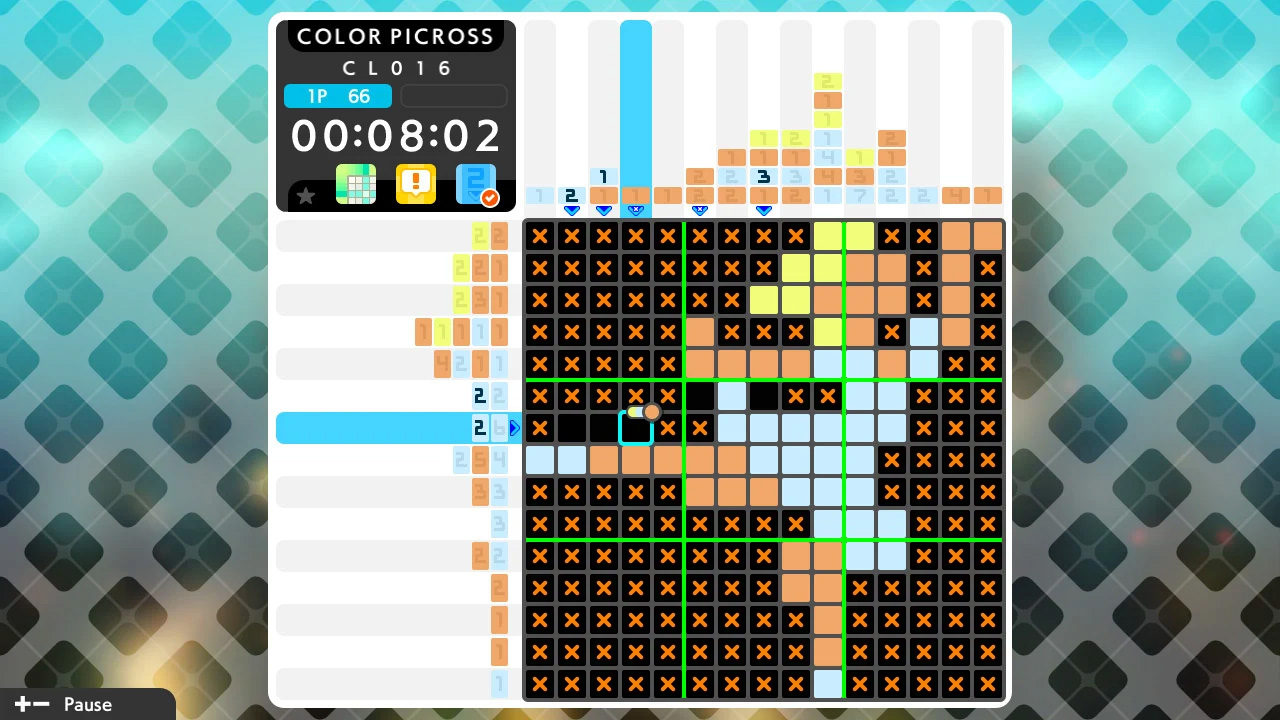 Picross S5 has almost 500 puzzles for you to solve next week screenshot