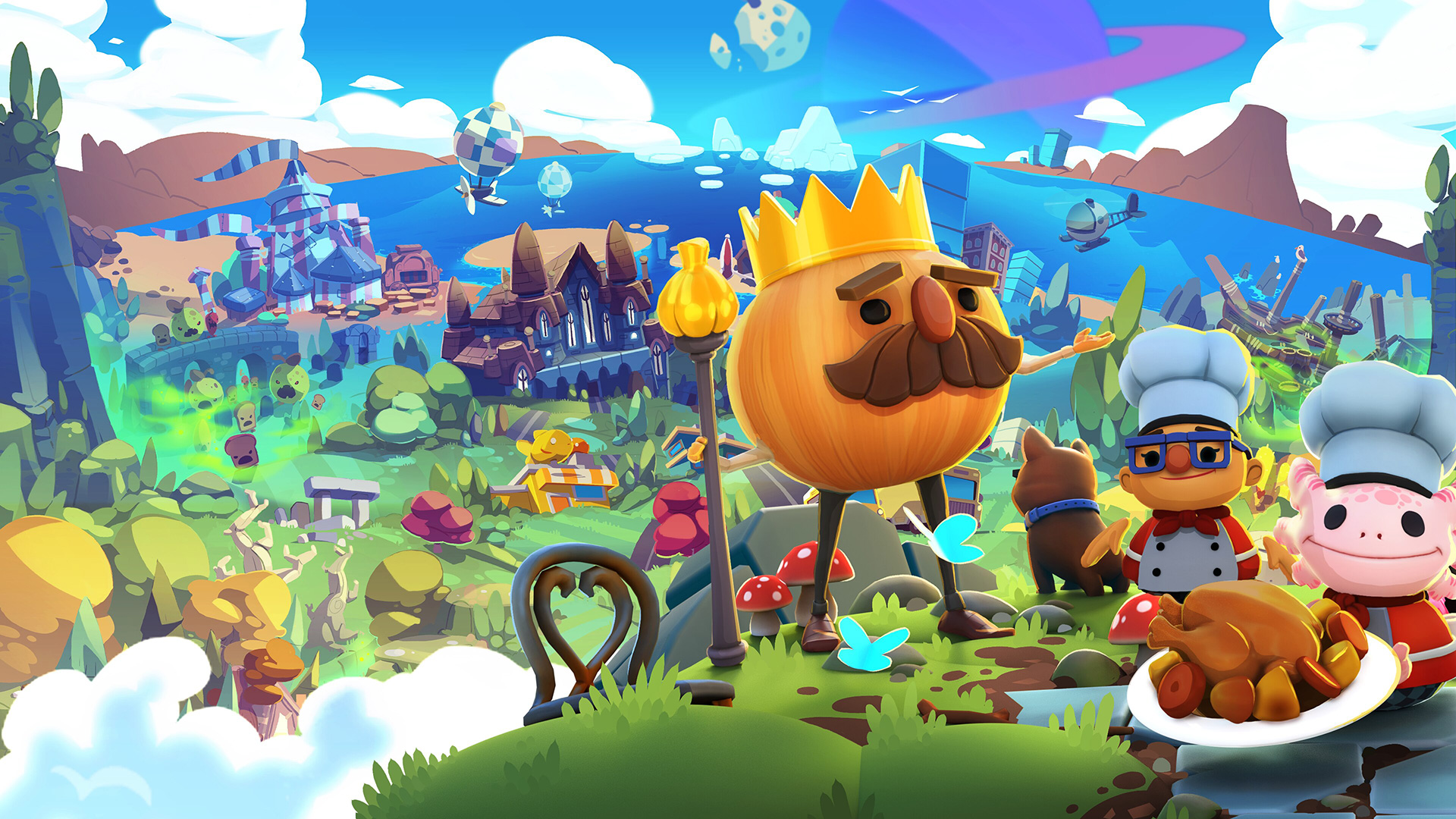 Review: Overcooked: All You Can Eat screenshot