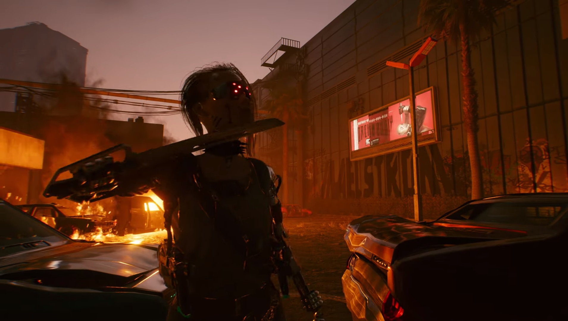 Will Cyberpunk 2077 be the most screenshottable game ever? screenshot