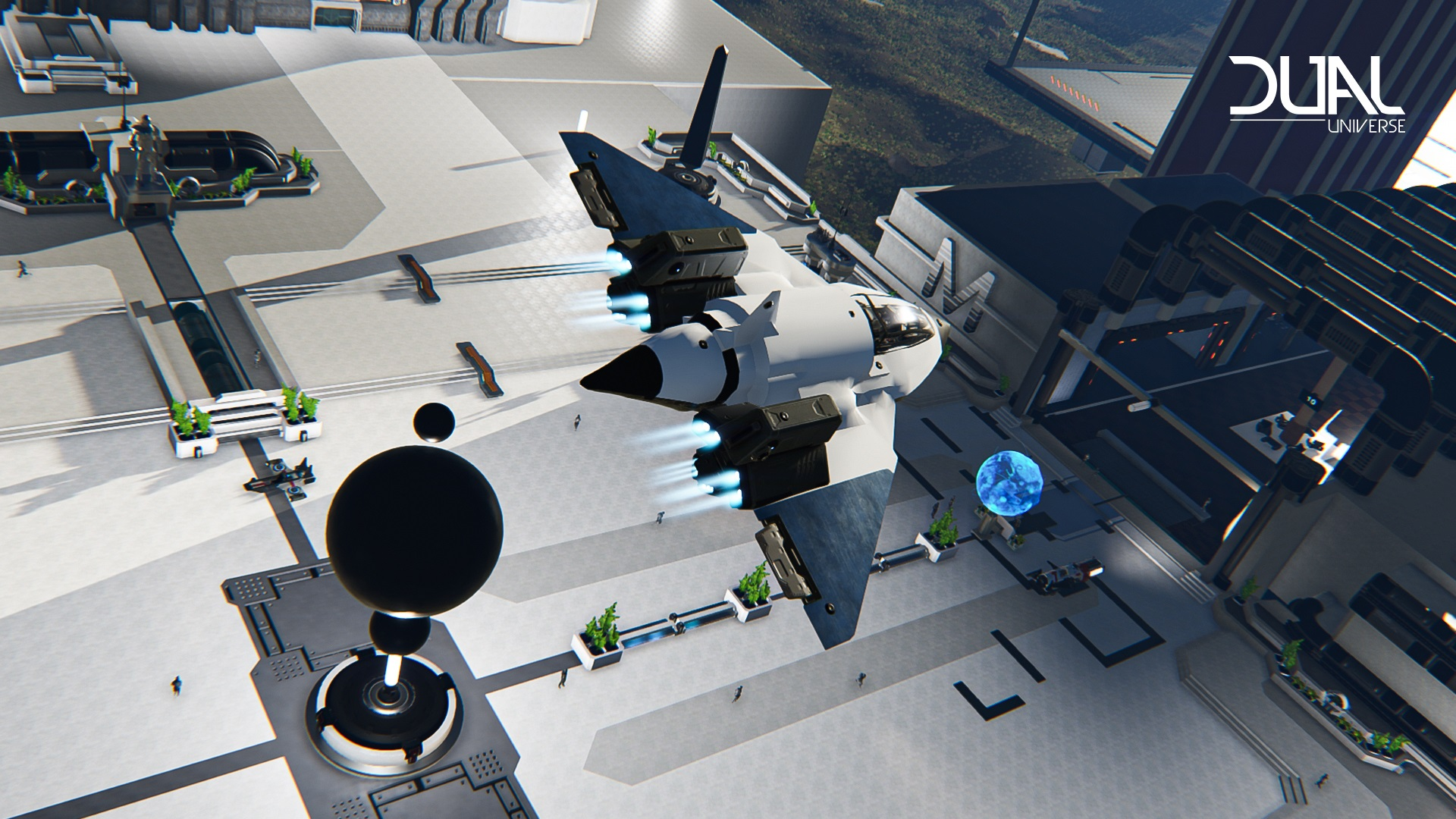 Contest: Win three months of beta access to Dual Universe screenshot