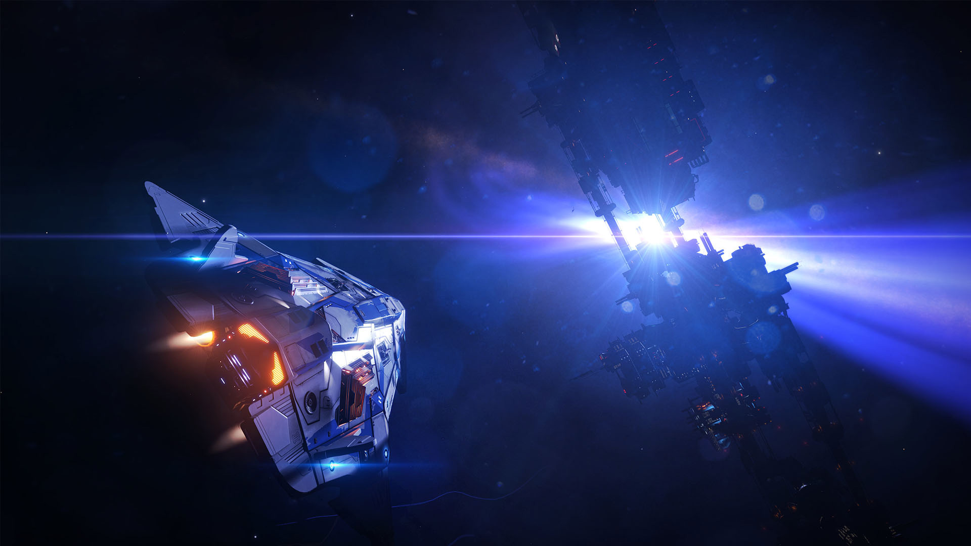 Elite Dangerous is free on the Epic Store this week and MudRunner is coming next screenshot