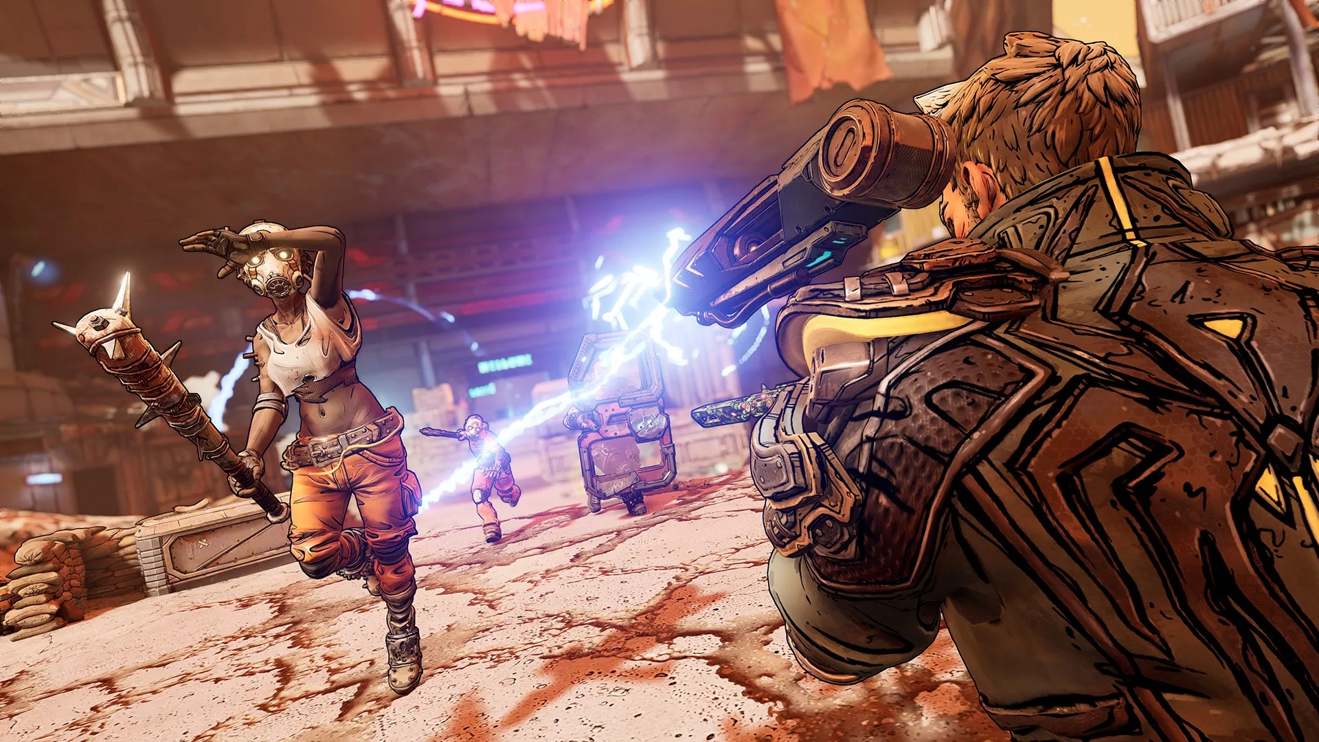 Borderlands 3's new event guarantees Legendary drops screenshot