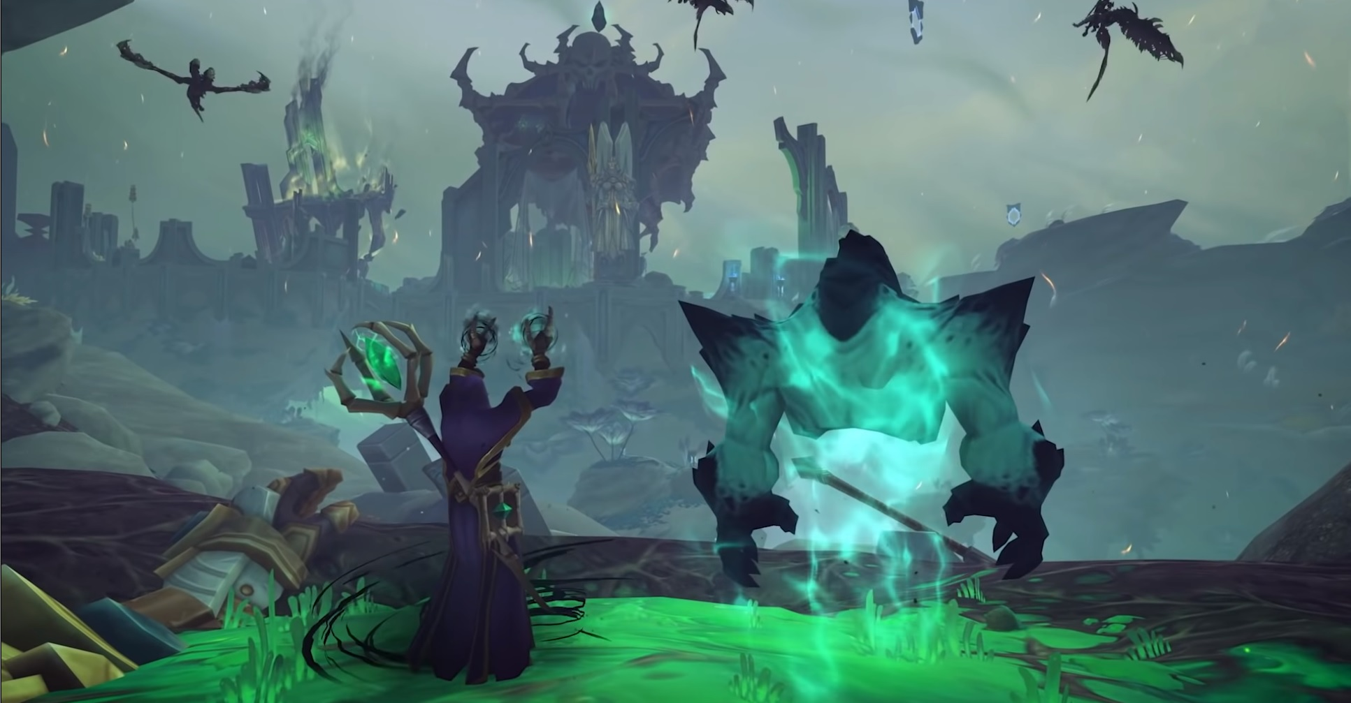Here's all the info you need to play World of Warcraft's new Shadowlands expansion screenshot