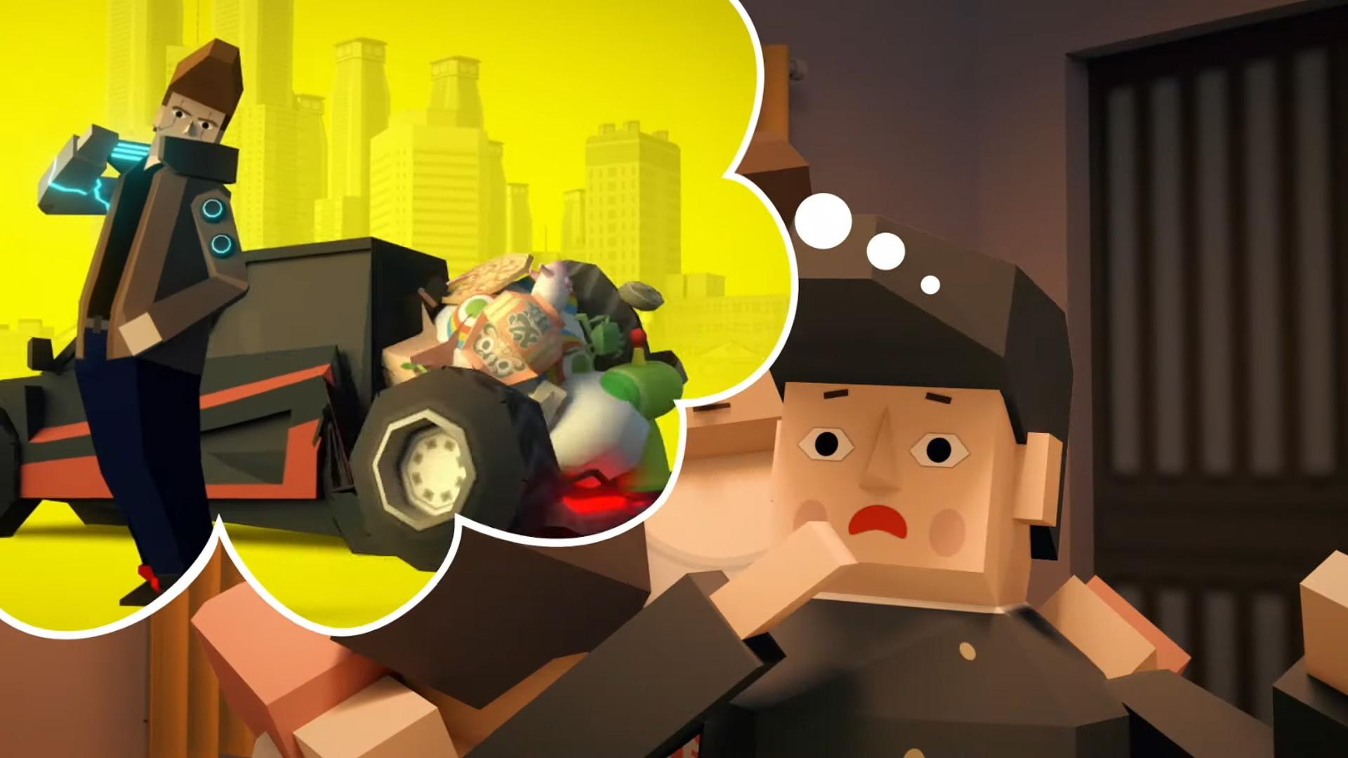 At last, Katamari Damacy Reroll is playable on PS4 and Xbox One screenshot