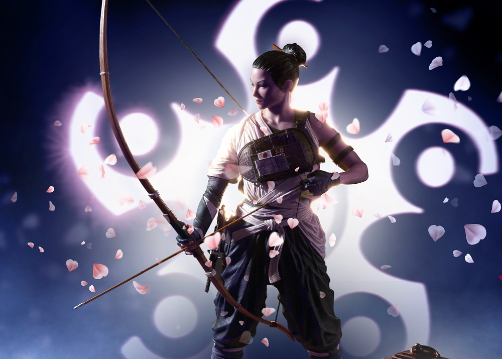 Hibana statue coming for the dedicated (and rich) Rainbow Six Siege fan screenshot