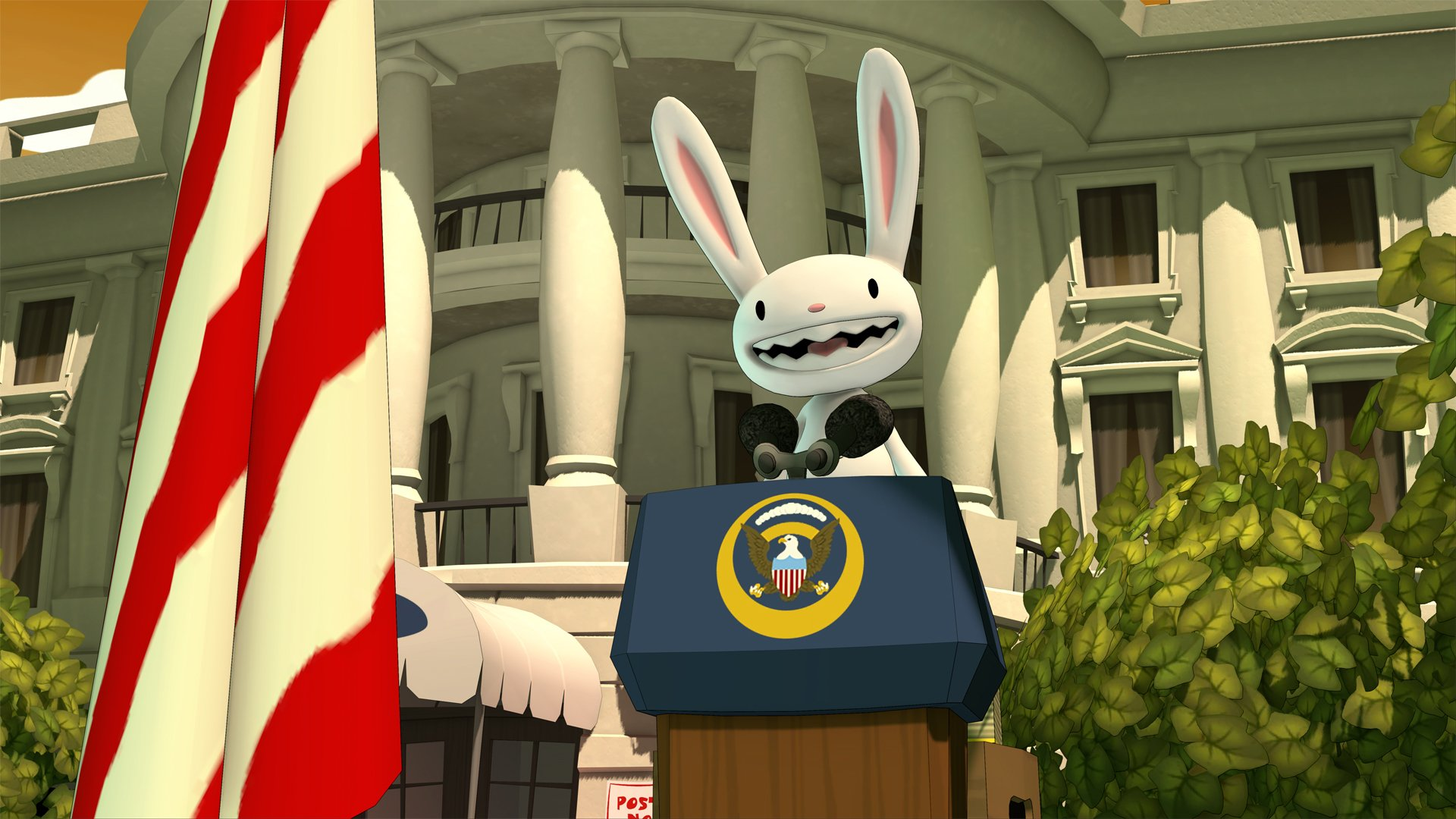 Switch Port Report: Sam Max Save the World Remastered