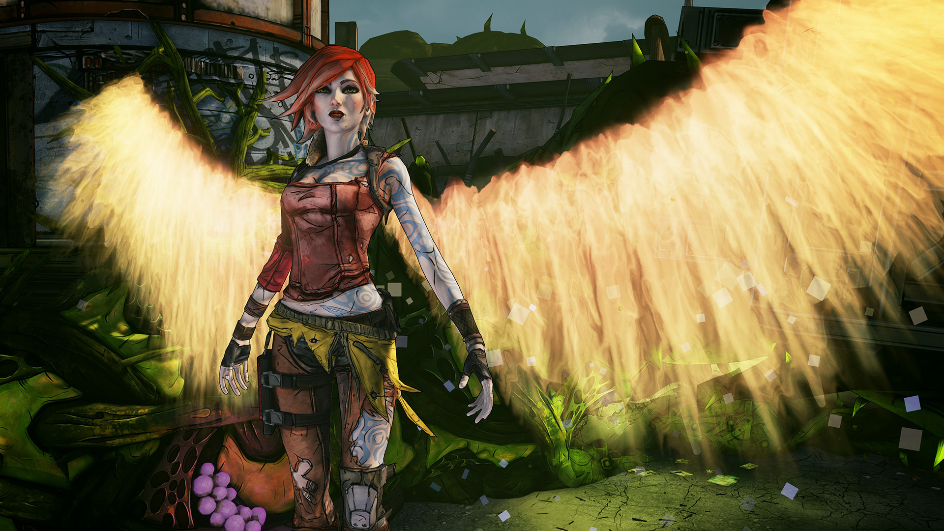 Borderlands 2 is working again on Nintendo Switch with the new update