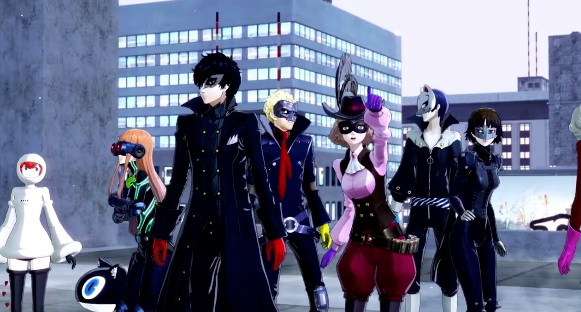 Persona 5 Strikers coming west to Switch, PS4, and Steam in February according to hastily removed trailer