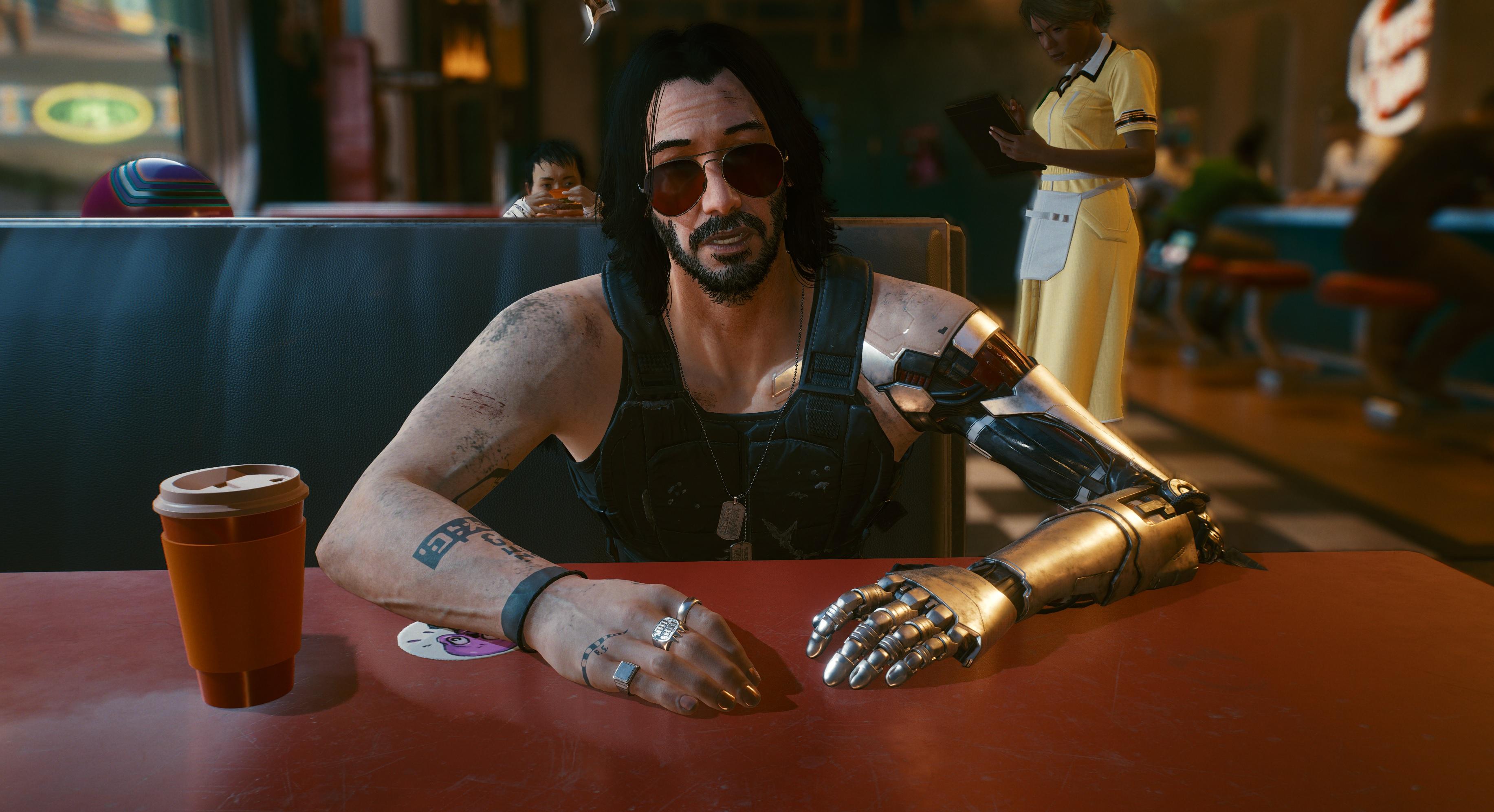 Review: Cyberpunk 2077 screenshot