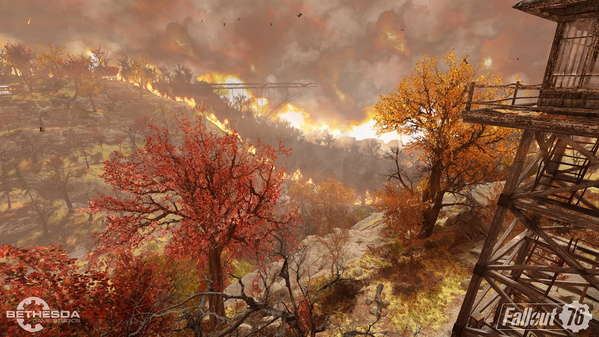 Bethesda wants to add Fallout 76 DLC that leaves the main West Virginia map
