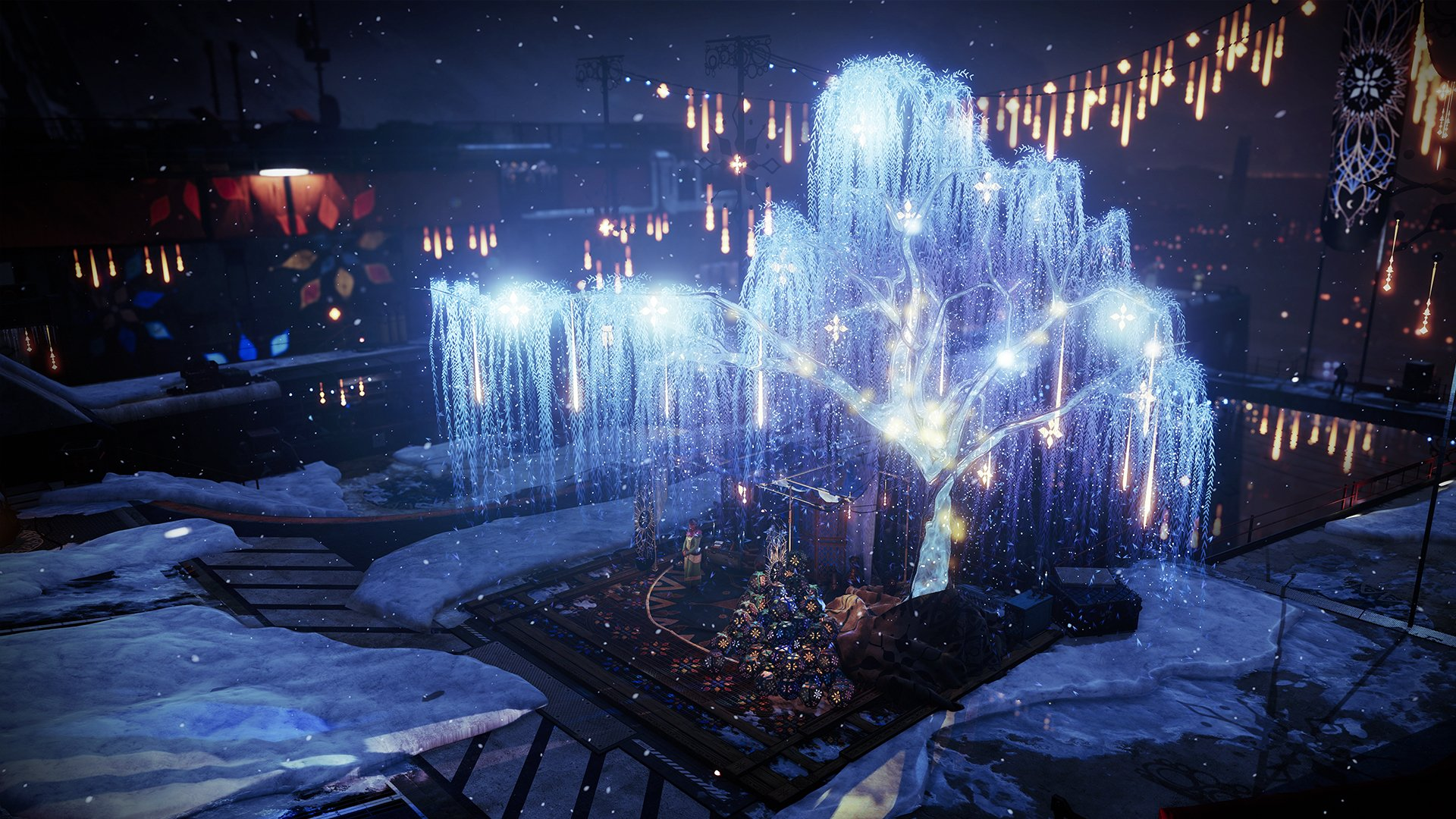 Destiny 2 is celebrating Christmas again soon with The Dawning screenshot