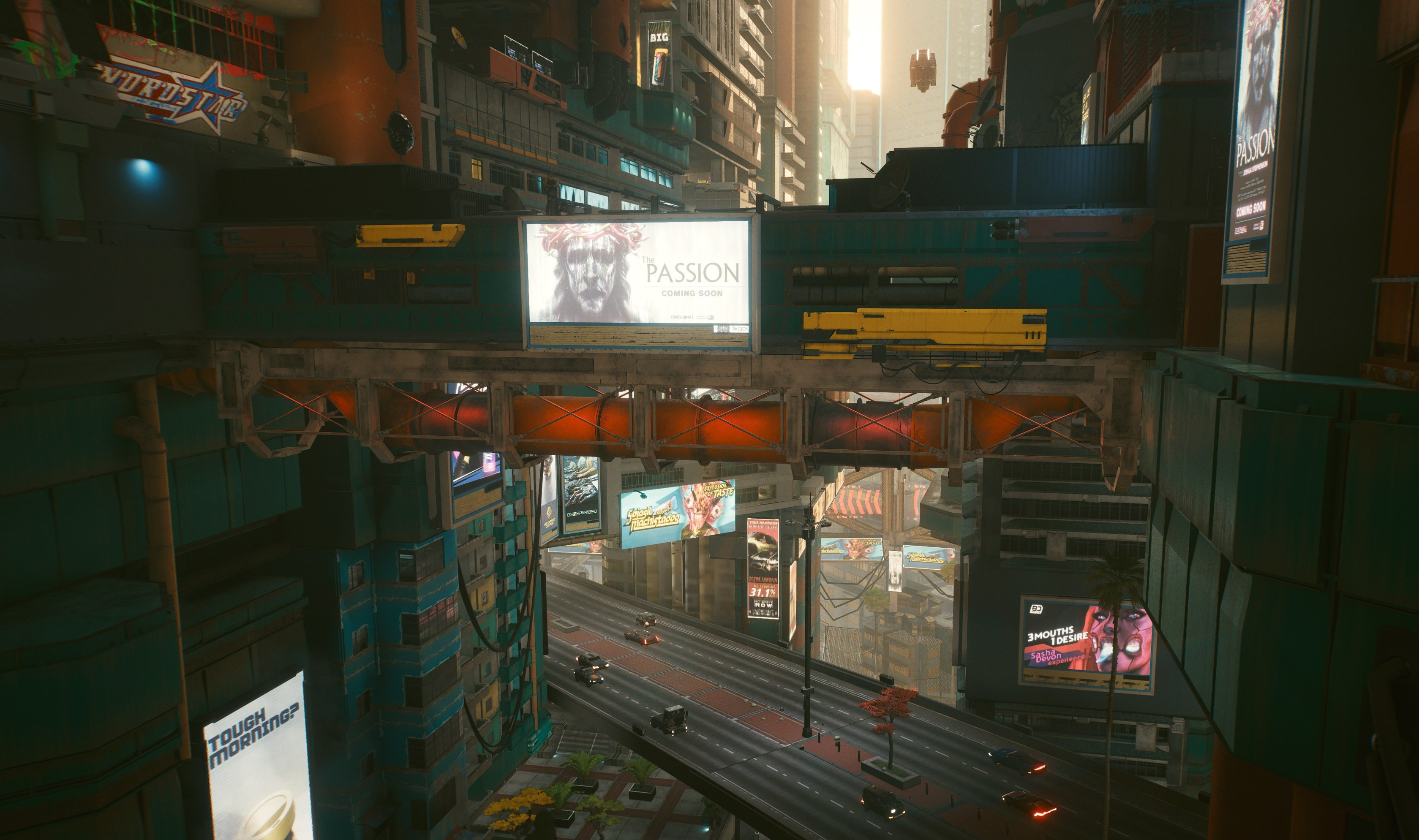 If you're fiddling with Cyberpunk 2077's options, take a look at 'continuous dialogue skip' screenshot