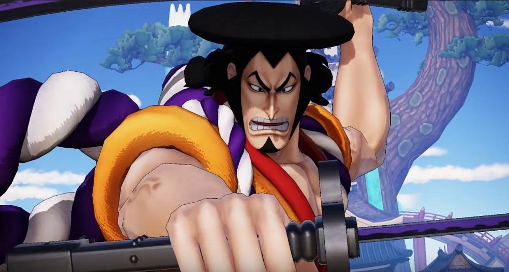 One Piece: Pirate Warriors 4 passes one million shipments milestone, reveals DLC character Kozuki Oden screenshot