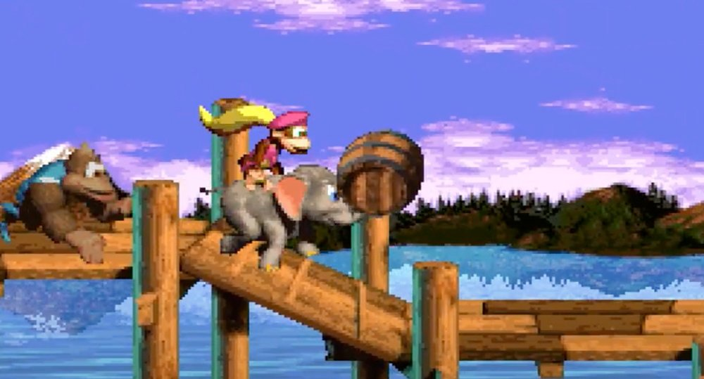 Donkey Kong Country 3: Dixie Kong's Double Trouble joins Nintendo Switch Online this week