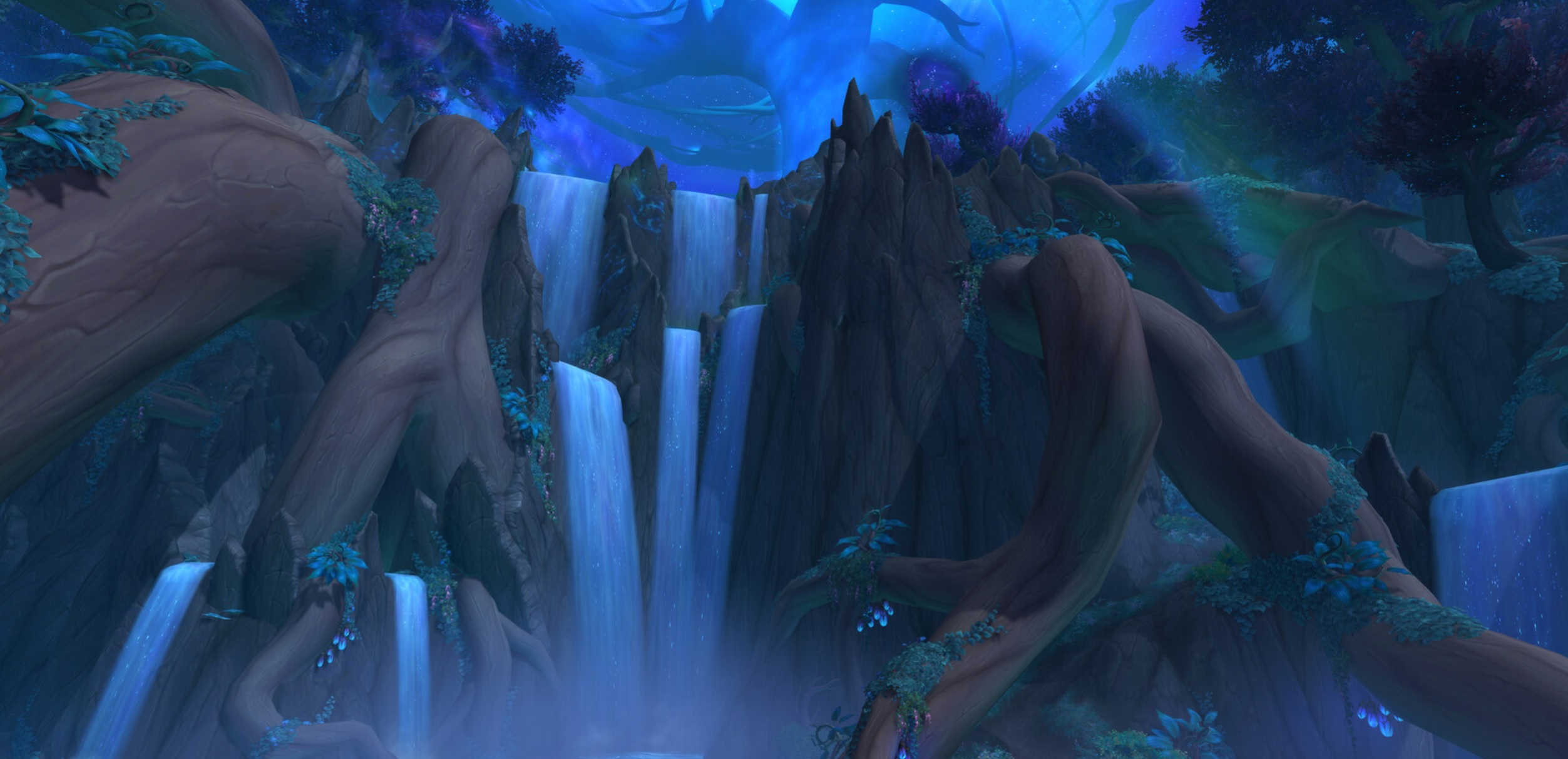 Blizzard just did a massive deep dive into World of Warcraft: Shadowlands' art and it's beautiful screenshot