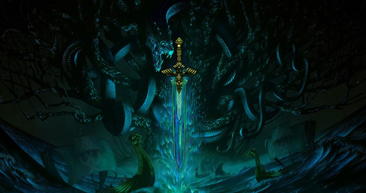 The next 'face-melting metal' Viking Magic set arrives in Arena on January 28 screenshot