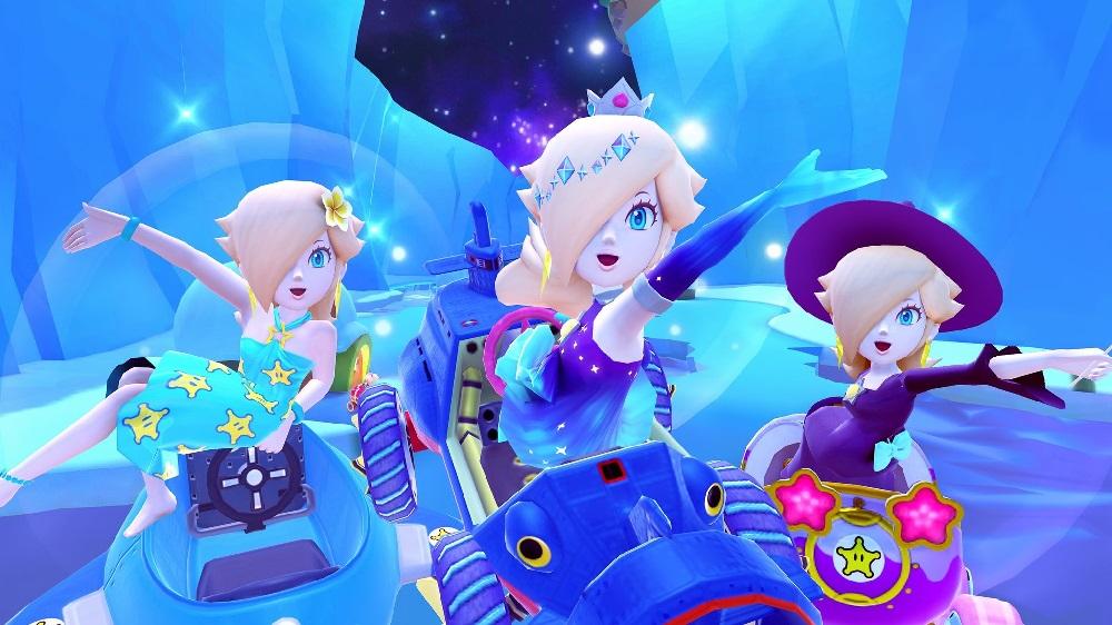 Latest Mario Kart Tour event focuses on Best Gal Rosalina screenshot