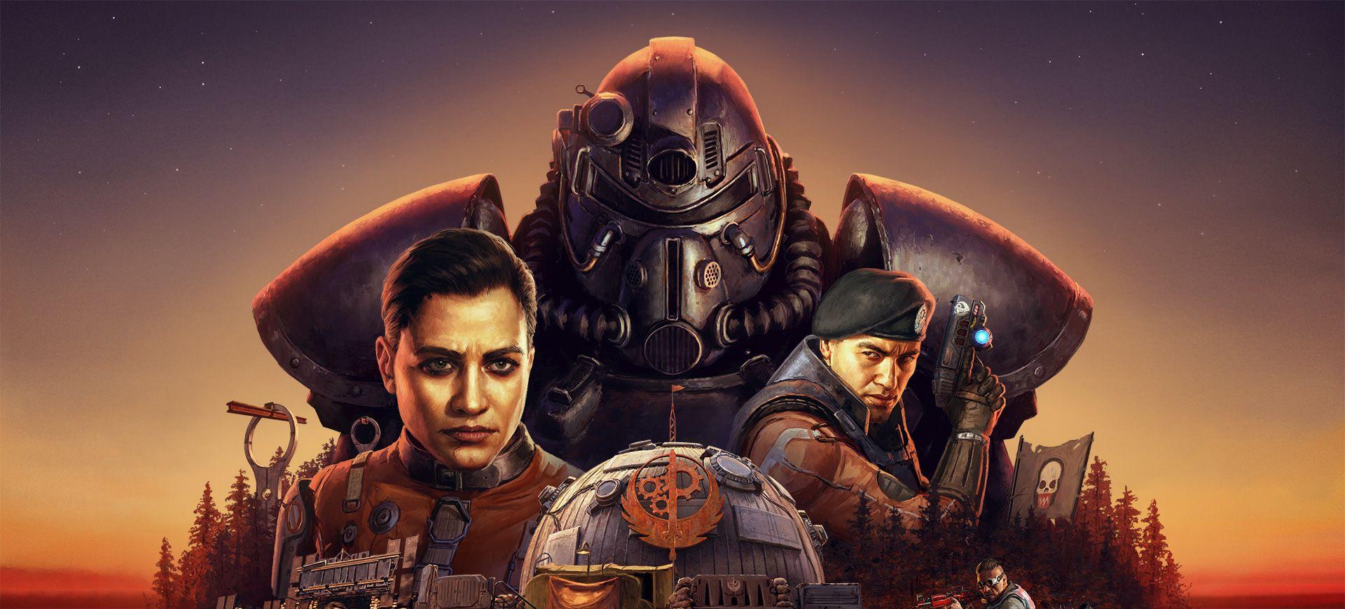 Fallout 76's last update the year is a semi-big one screenshot