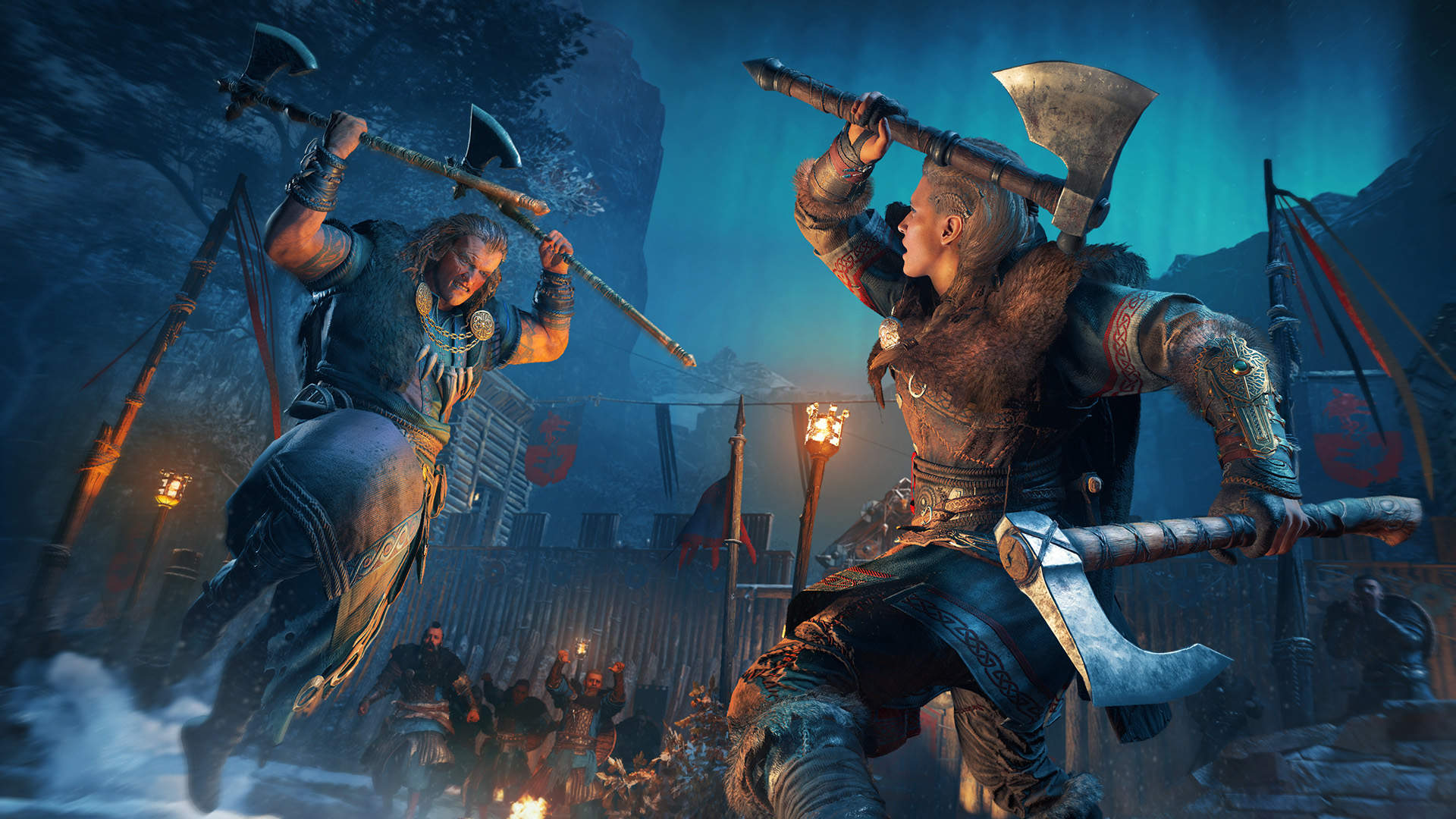 Ubisoft can't help itself, adds an XP-boosting microtransaction to Assassin's Creed Valhalla screenshot