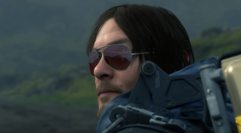 Cyberpunk 2077 comes to Death Stranding with free PC crossover content screenshot