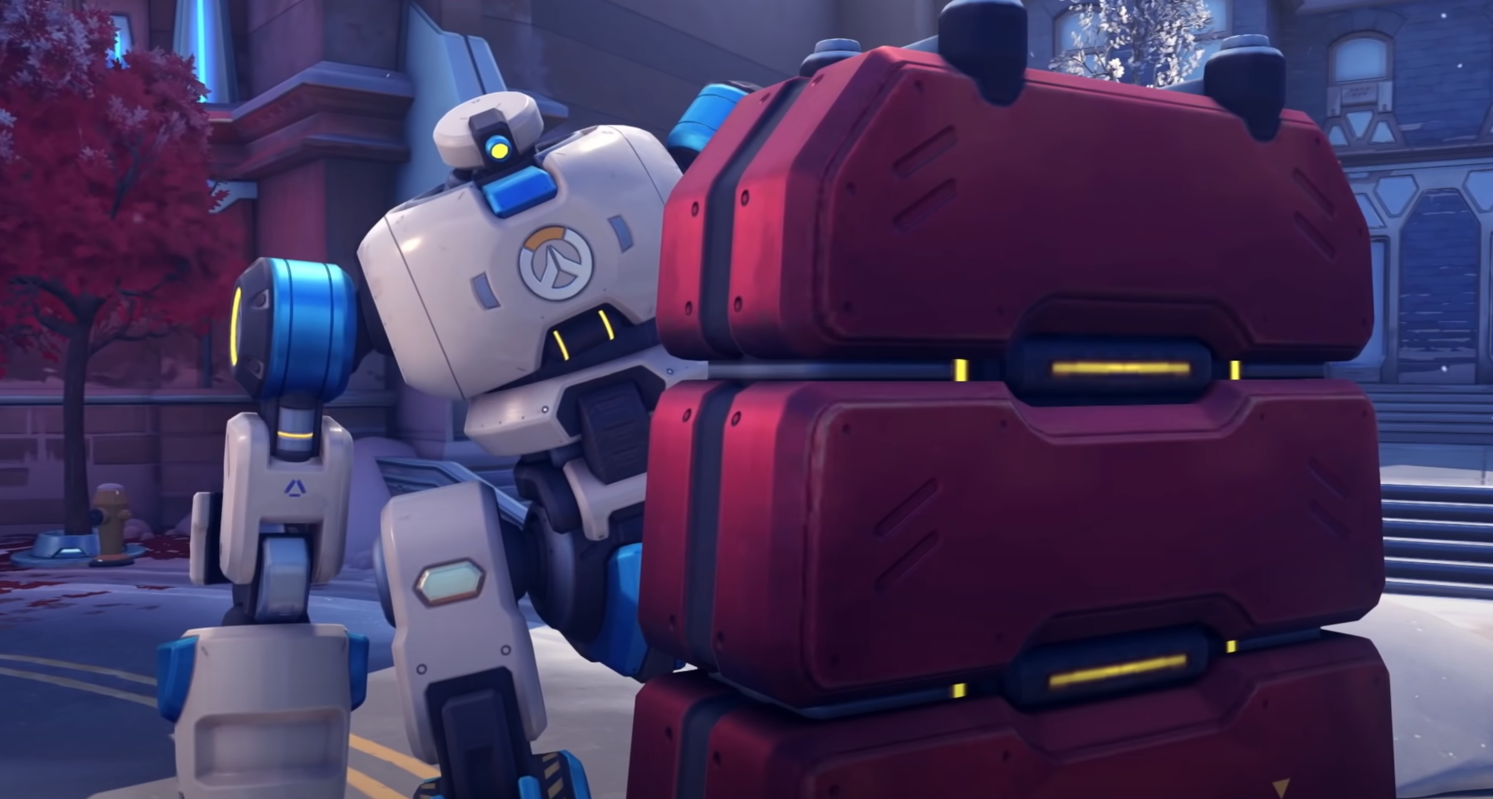 Overwatch 2 will allegedly show at BlizzCon Online, hopefully we'll get actual info on it screenshot