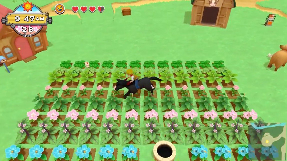 Harvest Moon: One World may not be the return to form you're hoping for screenshot
