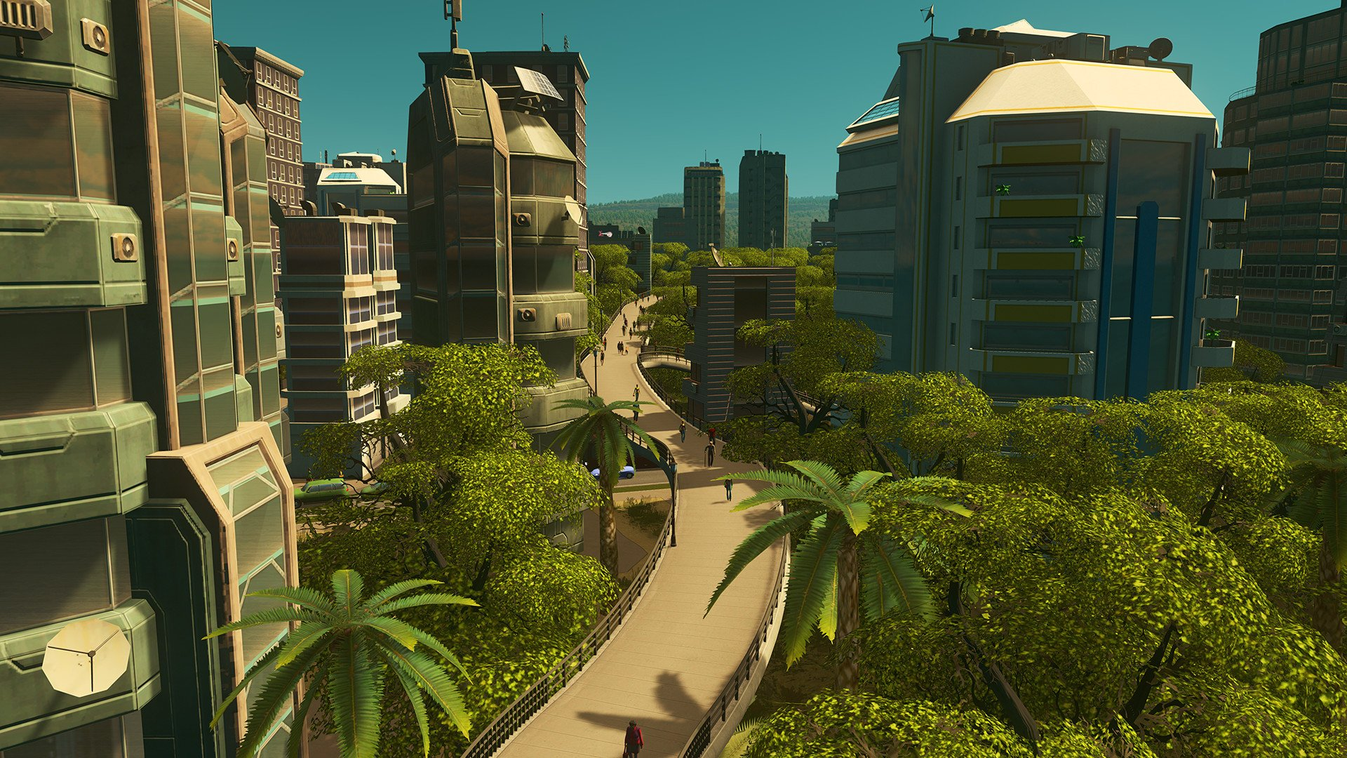 Cities: Skylines is the first of Epic's 15 free games screenshot