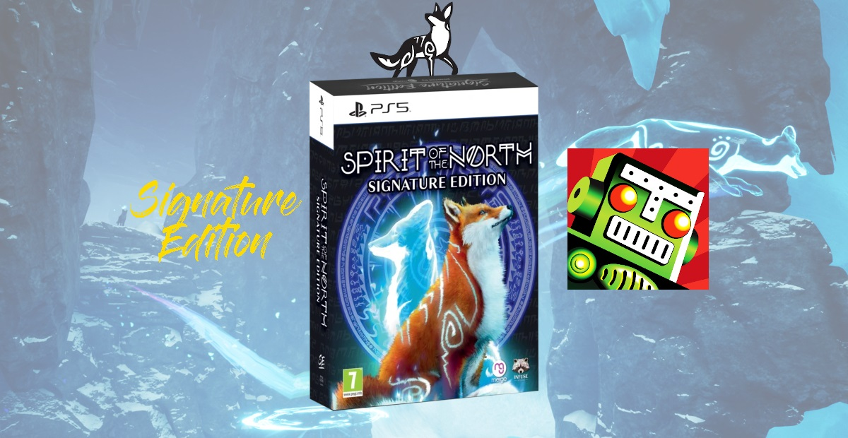 Contest: Win Spirit of the North: Enhanced Edition - Signature Edition on PS5 from Signature Edition Games screenshot