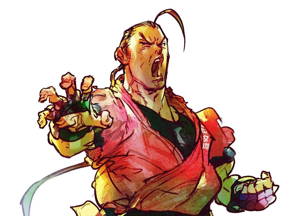 Dan Hibiki will rock the Street Fighter V roster in February screenshot