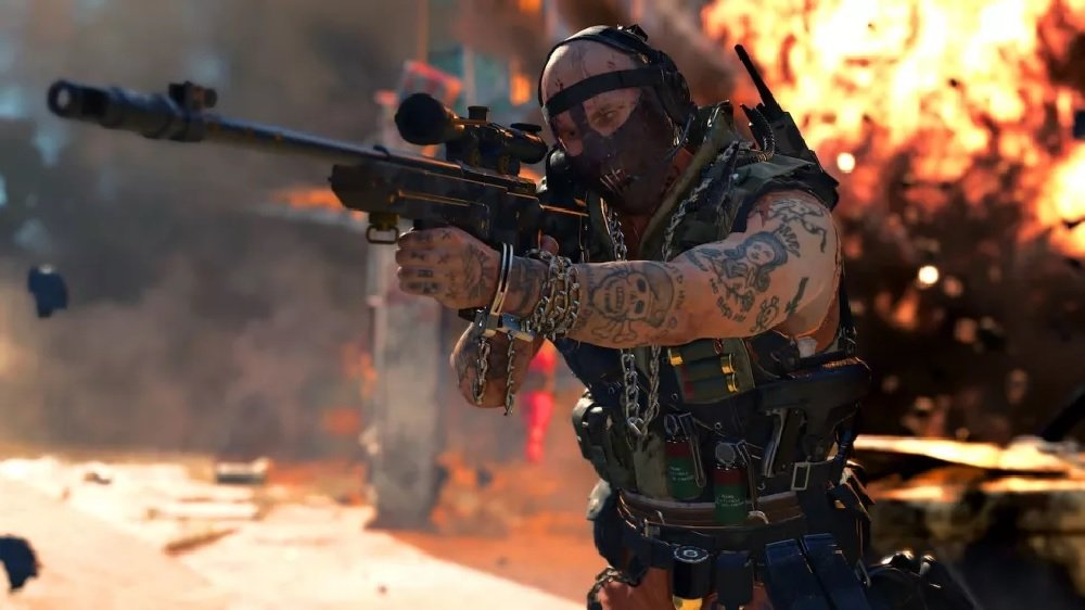 Spend your Holiday week playing Call of Duty: Cold War Black Ops with free multiplayer trial screenshot